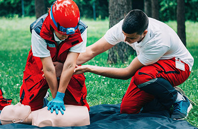 HABC Level 3 Award in Emergency First Aid at Work (RQF)