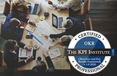 C-OKR | Certified Objectives and Key Results Professional (Online Certification)