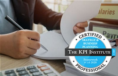C-SBP | Certified Strategy and Business Planning Professional (Online Certification)