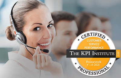 CCSPP (Certified Customer Service Performance Professional)